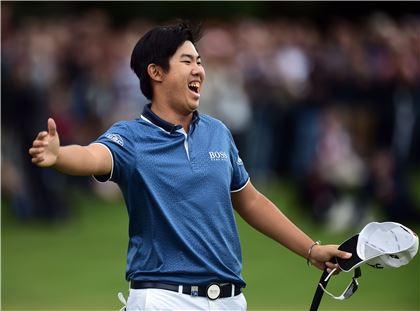 안병훈은 올해 세계랭킹 상위랭커 자격으로 PGA투어에 초청선수로 등판해 2017년 시드를 따내는 쾌거를 달성했다.