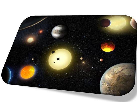 ▲더 넓은 우주공간에 얼마나 많은 외계행성이 있을까.[사진제공=NASA]