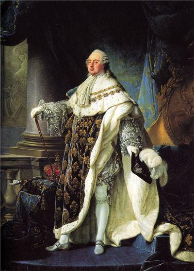 루이16세 초상(사진= 위키백과)