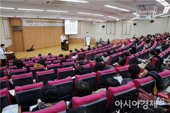 전남대병원 새 미션·비전 선포하며 '아듀 2016'
