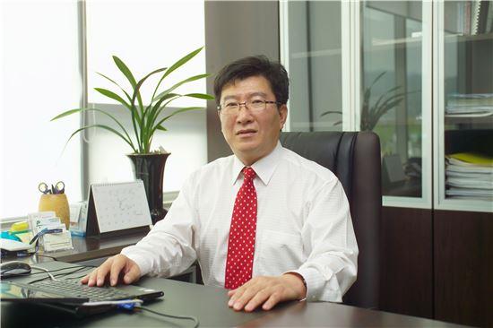 김성기 파나진 대표이사.