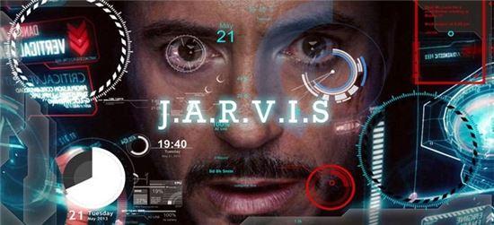 영화 아이언맨에 등장하는 인공지능인 자비스(Jarvis)