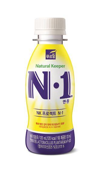 푸르밀, 기능성 발효유 '엔원' 출시