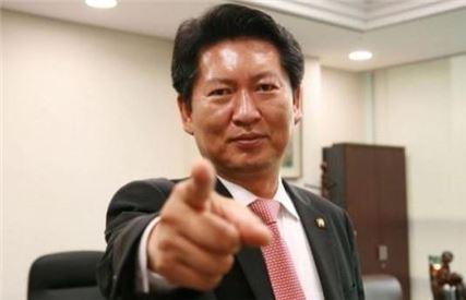 정청래 전 더불어민주당 의원/사진=정청래 트위터