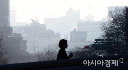 """""""미세먼지 제대로 된 대책 내놓겠다""""…남다른 안희정 공약"""