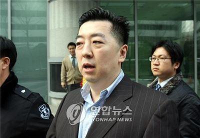 김경준 전 BBK투자자문 대표./사진=연합뉴스