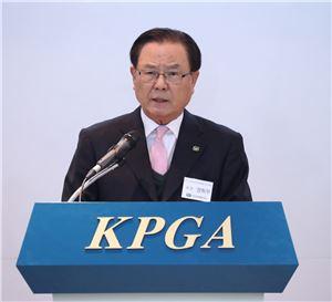 "KPGA ""2017년은 역대급 투어"""