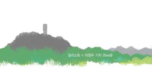 [살며생각하며]북한산 비봉에서 하늘을 이고 서있는 직사각형 비석을 만나다