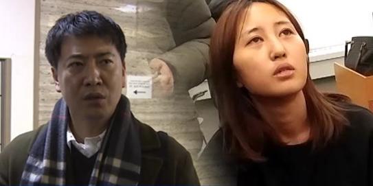 사진=JTBC '뉴스룸' 방송 캡처(노승일·좌), 길바닥 저널리스트 '페이스북' 캡처(정유라·우)