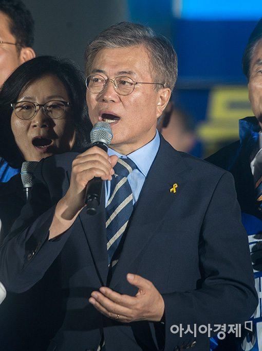 41.4%, 한국정치 새로운 '문'이 열리나