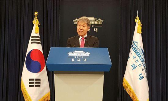 ▲김수현 청와대 사회수석