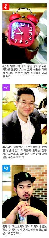 [사람이 미래다] 29살 청년, 대한민국을 사는법