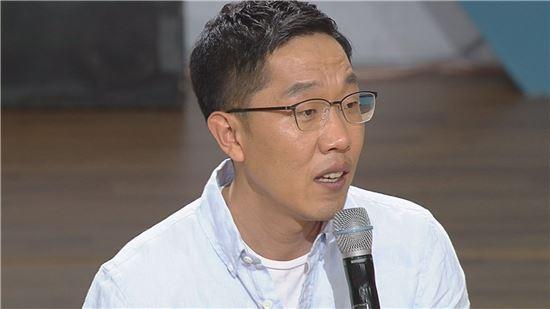 지난 2018년 방송했던 JTBC 생활시사 토크 쇼 '김제동의 톡투유' 진행하는 김제동 / 사진=JTBC '김제동의 톡투유' 제공