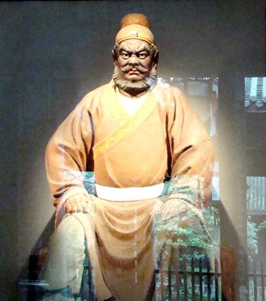 중국 쓰촨성 청두에 위치한 제갈량의 사당인 무후사(武侯祠)에 있는 장비상(사진=위키피디아)