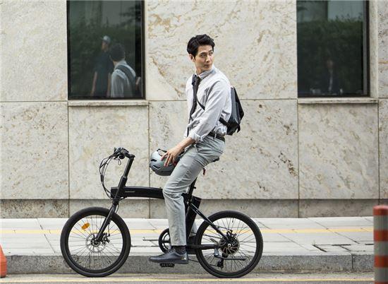 삼천리자전거의 전기자전거 '팬텀제로.' [사진 = 삼천리자전거]