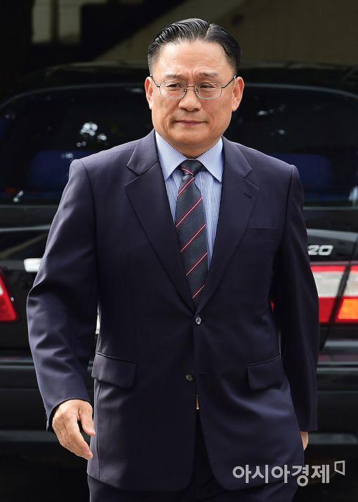 박찬주 전 육군대장.