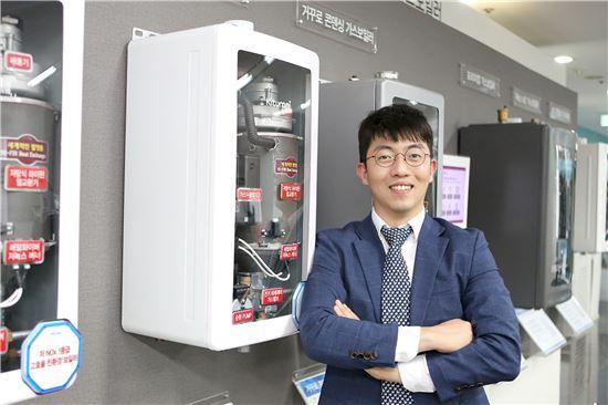 귀뚜라미 고객만족기획팀 김재훈 사원