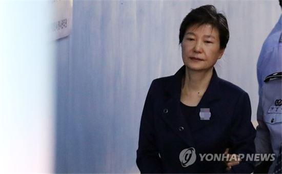 박근혜 전 대통령 / 사진= 연합뉴스