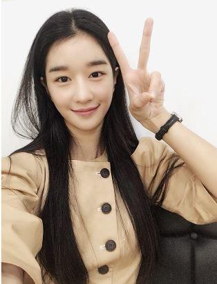 배우 서예지. 사진=서예지 인스타그램 캡처.