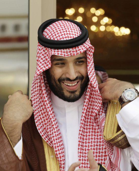 무함마드 빈살만 알사우드 사우디아라비아 왕세자 [이미지출처=AP연합뉴스]