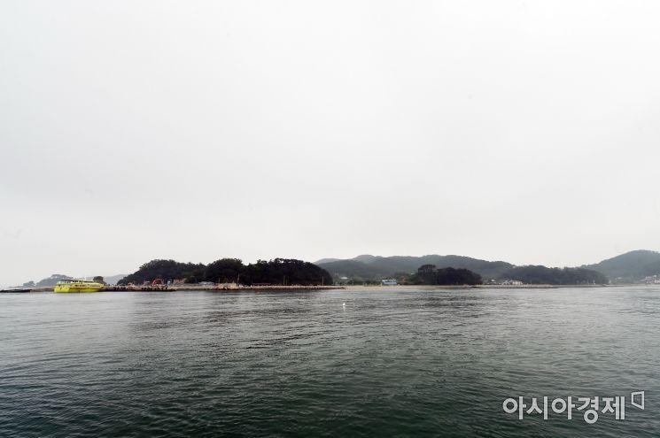 옹진군 자월도 [사진 제공=인천시]