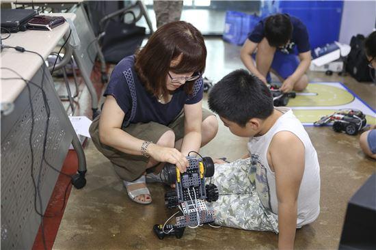 로봇코딩교육