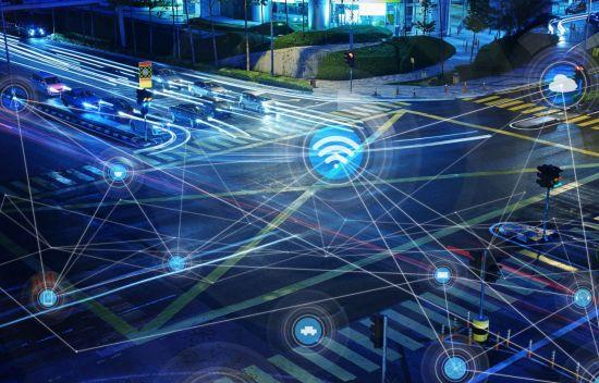 현대차그룹-오로라가 구상하는 스마트시티 내 자율주행  이미지.(사진제공=현대자동차그룹)