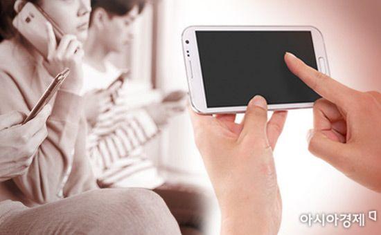 5명 중 1명 스마트폰 중독…범정부 대응체계 강화