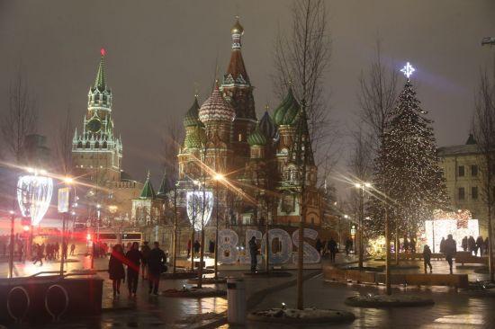 러시아 모스크바 크렘린 궁(사진=연합뉴스)