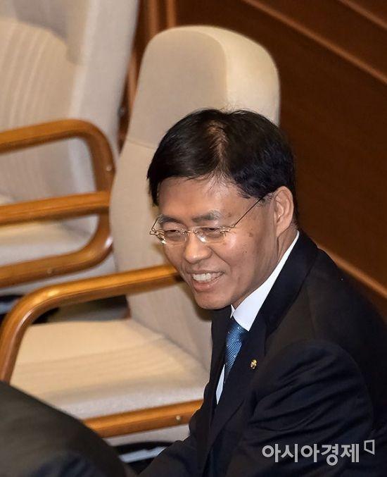 최교일 자유한국당 의원. /윤동주 기자 doso7@