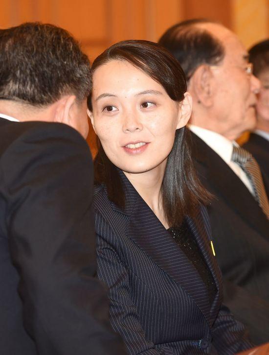 김여정 노동당 선전선동부 제1부부장