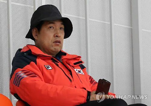 전명규 대한빙상경기연맹 부회장[이미지출처=연합뉴스]