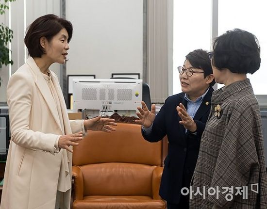 [포토] 최저임금법 개정안 심사