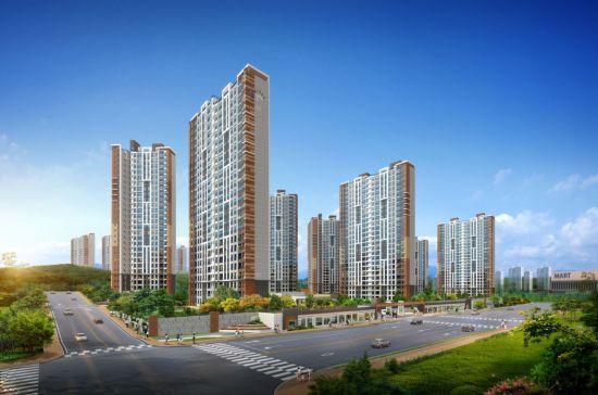 제일건설, '시흥 장현지구 제일풍경채 센텀' 평균 13.32대 1 마감