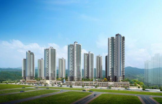 대방건설, 의정부 고산지구에 '대방노블랜드 아파트' 분양