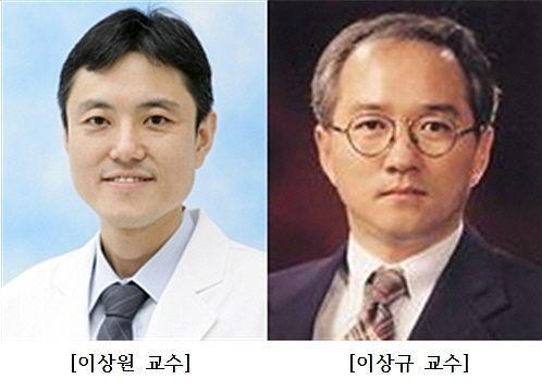 이상원·이상규 연세대 교수팀, 루푸스신염 새 치료법 찾았다