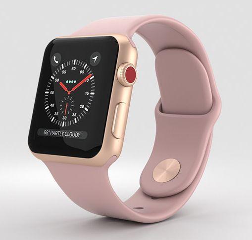 [단독] 애플워치3 LTE 6월 국내 출시…삼성과 '손목 쟁탈전'