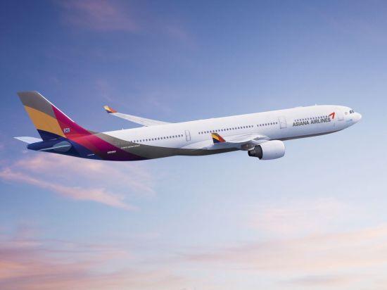 내달 운영 아시아나항공 기내식 합작사 자본금 미달 상태