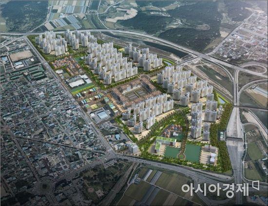 광양시, 광양읍 목성지구 도시개발사업 탄력 받어