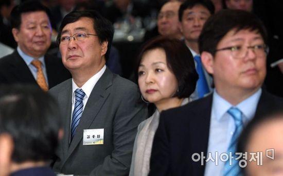 [포토] 6.15 남북정상회담 기념식 참석한 김홍업