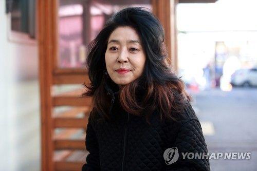 배우 김부선 / 사진=연합뉴스