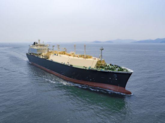 대우조선해양, LNG운반선 1척 수주…올해 수주목표 30%달성