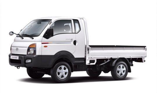 환경부, 노후경유차→LPG 1t트럭 전환 '1호 주인공'에 신차 전달