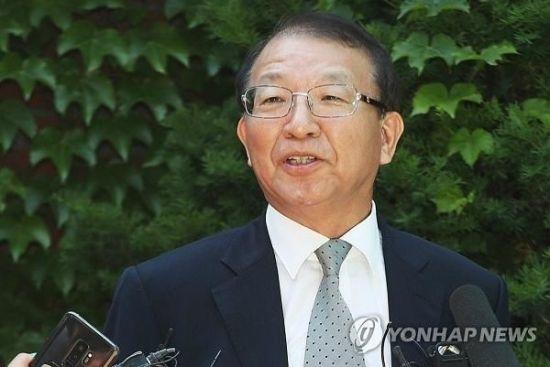 檢 '사법농단 몸통' 양승태 전 대법원장 11일 소환 조사(상보)