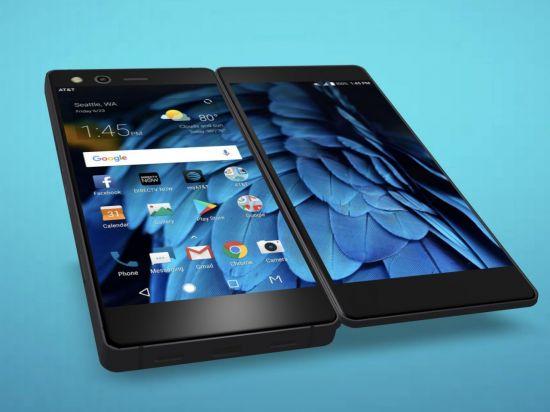 중국 제조사 ZTE는 올 초 접히는 스마트폰 'AXON M'을 공개했지만, 경첩으로 단순히 화면 하나를 덧붙인 것에 불과해 인기를 끌지 못했다.