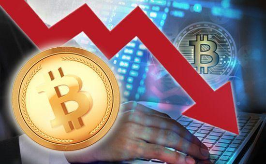 시가총액 2위 암호화폐 '이더리움' 가격 폭락