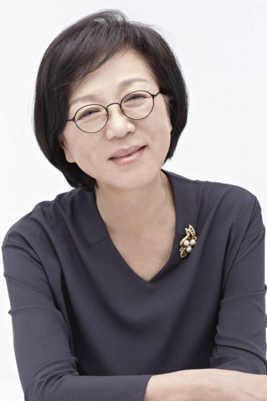 솔고바이오 헬스케어 모델로 발탁된 방송인 송도순(사진제공=솔고바이오)