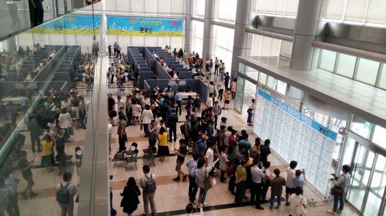 취업박람회(자료사진)