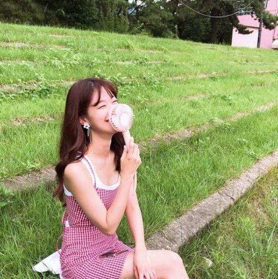 ▲ tvN '식샤를 합시다 3 : 비긴즈'에서 주연으로 열연하고 있는 배우 '이주우'의 SNS 사진이 화제다.   © 이주우 인스타그램