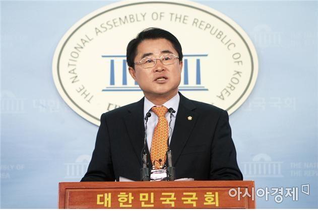 민주평화당 최경환 최고위원